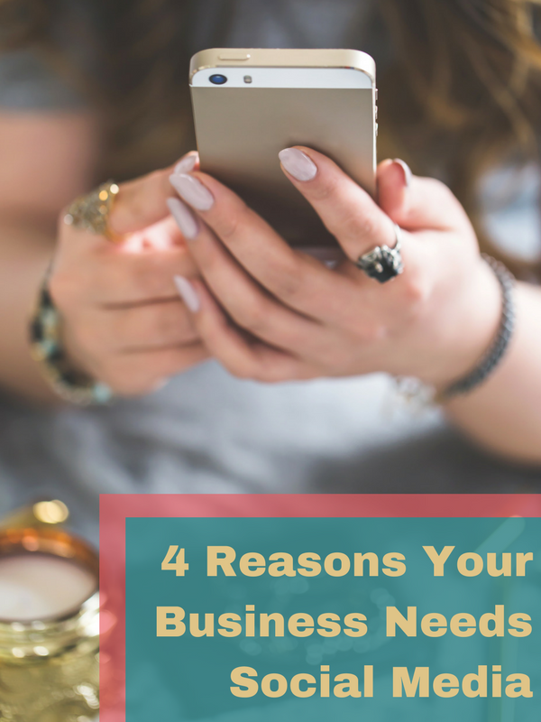4 Reasons YourBusiness NeedsSocial Media